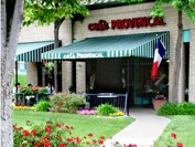 LocalEats Cafe Provencal in St Louis restaurant pic
