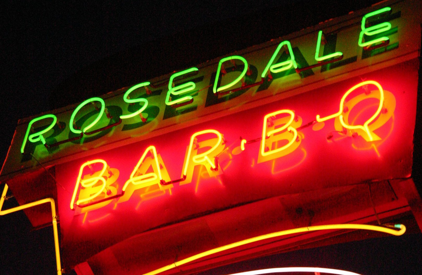 Rosedale Bar-B-Que photo
