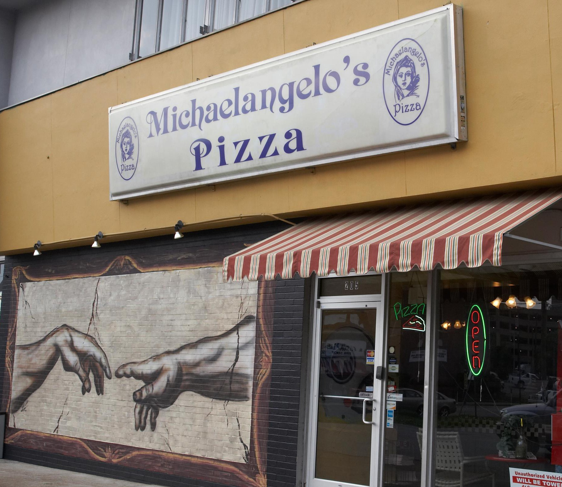Michaelangelo's Pizza photo