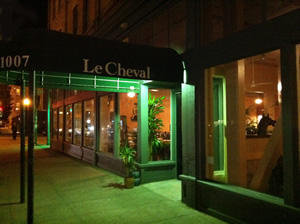 LocalEats Le Cheval in Oakland restaurant pic