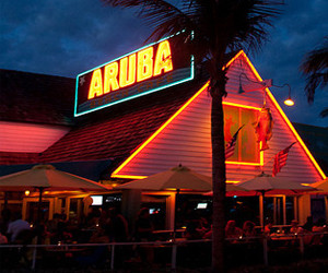 LocalEats Aruba Beach Cafe in Fort Lauderdale restaurant pic