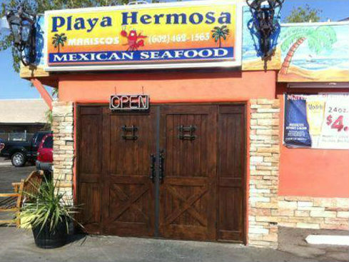 Mariscos Playa Hermosa photo