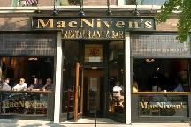 LocalEats MacNiven's in Indianapolis restaurant pic
