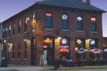 LocalEats Slippery Noodle Inn in Indianapolis restaurant pic