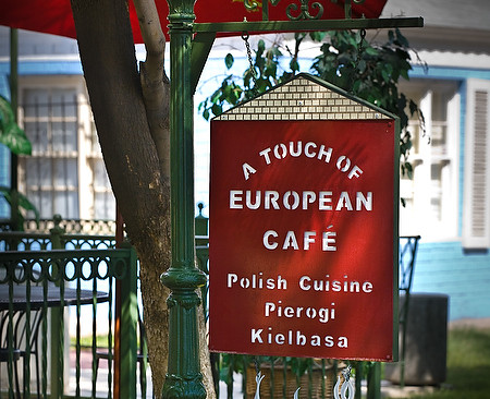 Touch of European Cafe, A Phoenix
