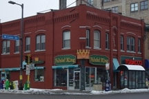 LocalEats Falafel King in Minneapolis restaurant pic