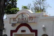 LocalEats El Farolito in Los Angeles restaurant pic