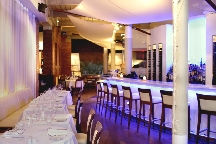 LocalEats Thalassa in New York restaurant pic