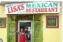 Lisa's Mexican photo
