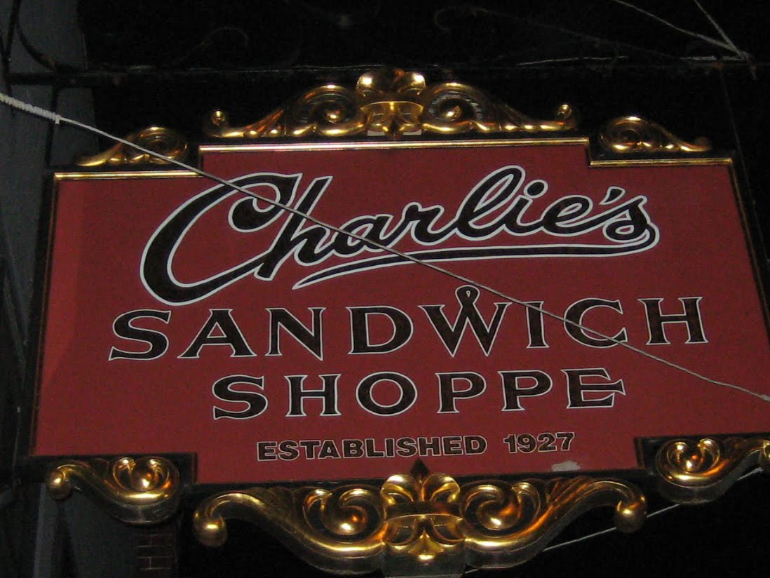 Charlie's Sandwich Shoppe photo