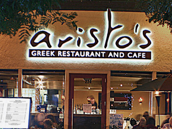 Aristo's Greek Restaurant and Cafe Ogden