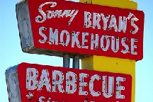LocalEats Sonny Bryan's Smokehouse in Dallas restaurant pic