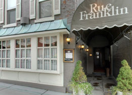 LocalEats Rue Franklin in Buffalo restaurant pic