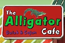 Alligator Cafe, The photo