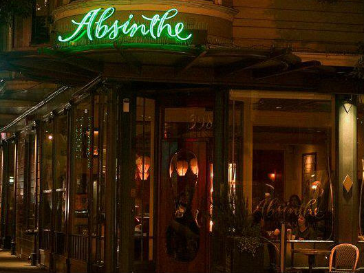 LocalEats Absinthe Brasserie & Bar in San Francisco restaurant pic