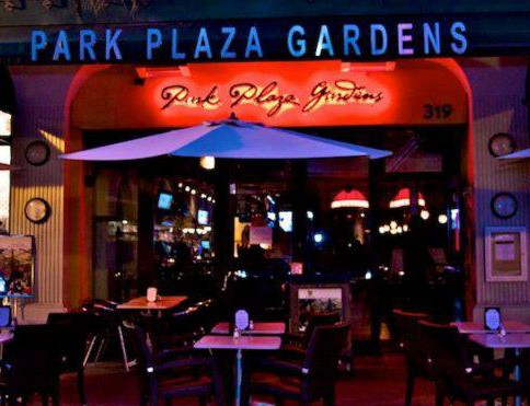 LocalEats Park Plaza Gardens in Winter Park restaurant pic