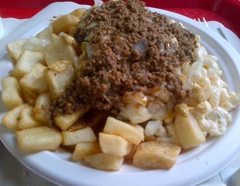 LocalEats Nick Tahou Hots in Rochester restaurant pic
