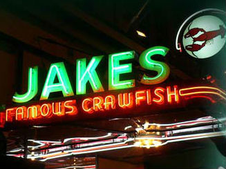 LocalEats Jake's Famous Crawfish in Portland restaurant pic