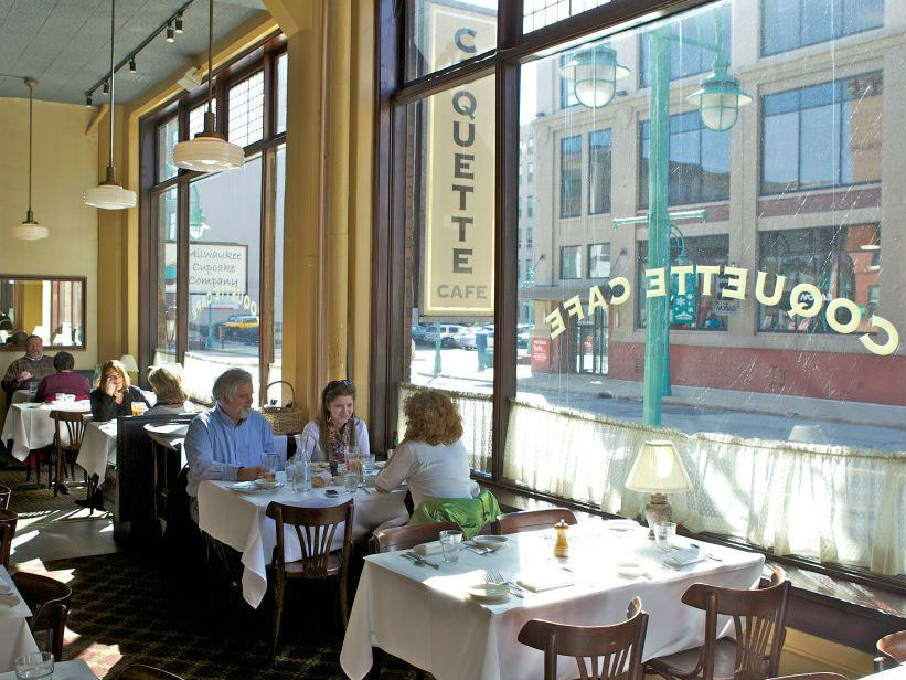 LocalEats Coquette Cafe in Milwaukee restaurant pic