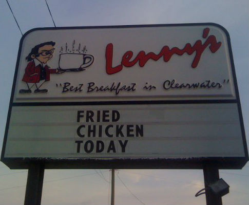 Lenny's Clearwater