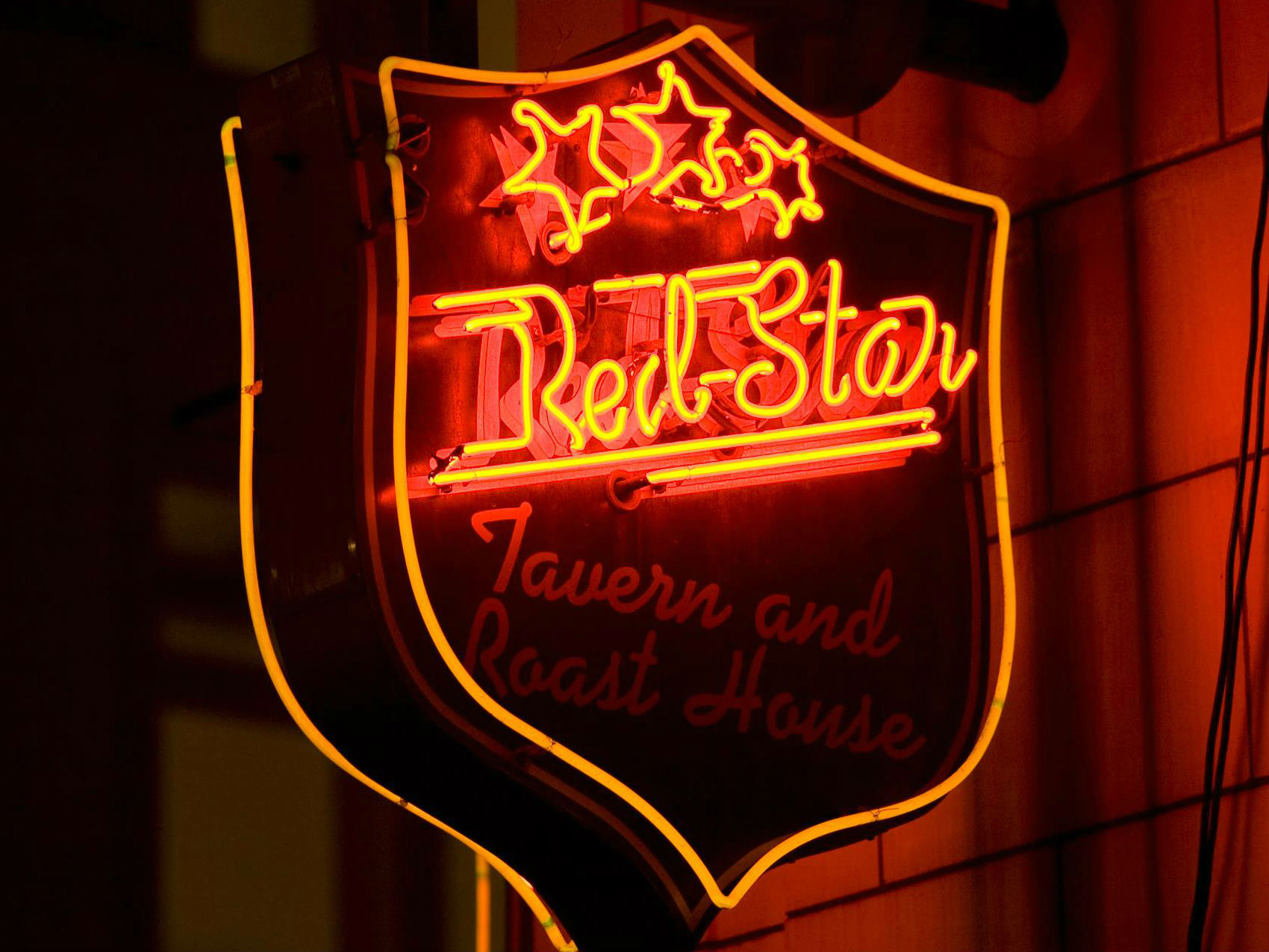 LocalEats Red Star Tavern and Roast House in Portland restaurant pic