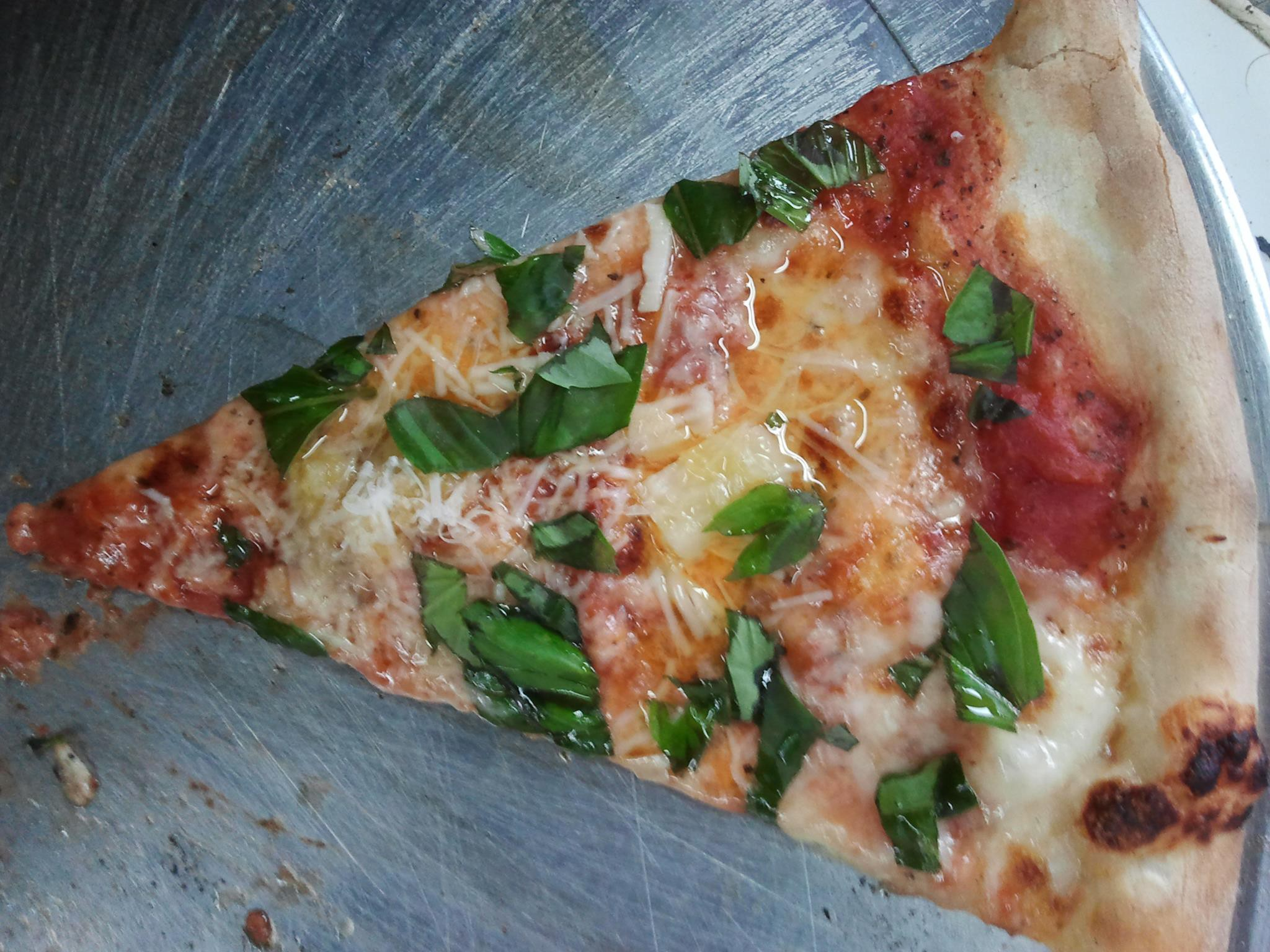 LocalEats Di Fara Pizza in Brooklyn restaurant pic