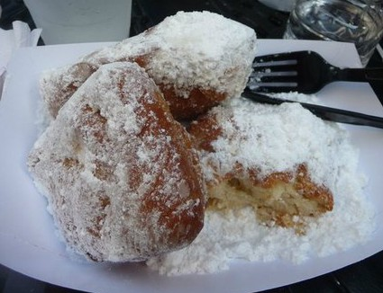 LocalEats Cafe Beignet in New Orleans restaurant pic