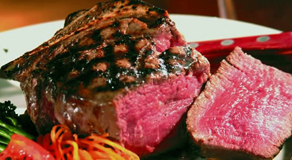 LocalEats Hyde Park Prime Steakhouse in Columbus restaurant pic