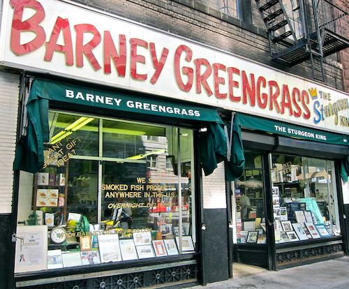 Barney Greengrass photo