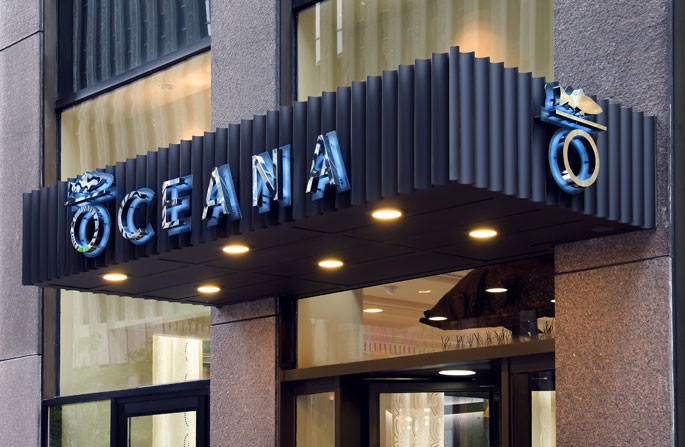 LocalEats Oceana in New York restaurant pic