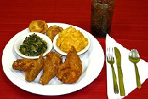 LocalEats Gus's World Famous Fried Chicken in Memphis restaurant pic