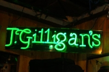 LocalEats J Gilligan's  in Fort Worth restaurant pic
