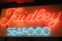 LocalEats Faidley Seafood in Baltimore restaurant pic