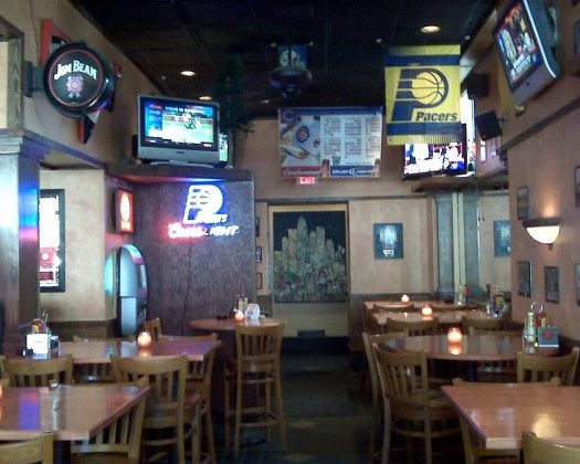 LocalEats Coaches Tavern in Indianapolis restaurant pic