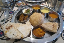 LocalEats Rajdhani in Los Angeles restaurant pic