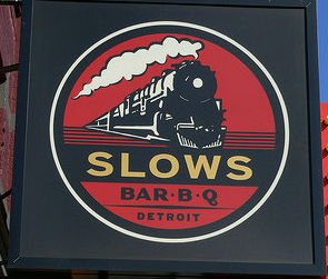 Slows Bar B Q Detroit
