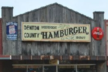 LocalEats Denton County Independent Hamburger Company in Fort Worth restaurant pic