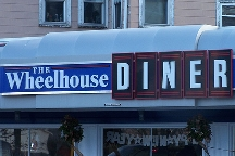 Wheelhouse Diner, The photo