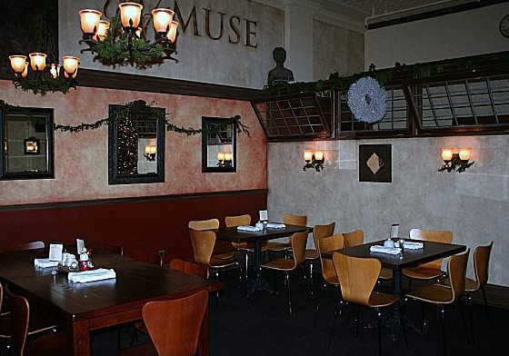 Cafe Muse Detroit