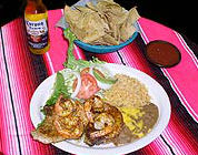LocalEats Angelina's Mexican in Dallas restaurant pic