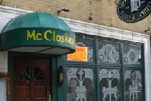 LocalEats McCloskey's Tavern in Philadelphia restaurant pic