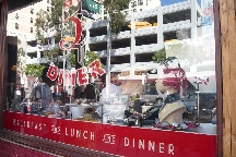 LocalEats Nickel Diner in Los Angeles restaurant pic