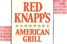 LocalEats Red Knapp's American Grill in Oxford restaurant pic