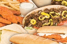 LocalEats Jim's Steakout in Buffalo restaurant pic