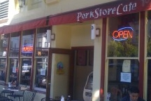 LocalEats Pork Store Cafe in San Francisco restaurant pic