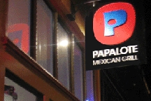 LocalEats Papalote Mexican Grill in San Francisco restaurant pic