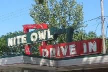 Nite Owl Drive In photo