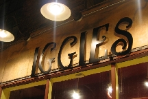 LocalEats Iggies in Baltimore restaurant pic