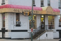 LocalEats M&J's Soul Food (CLOSED) in Baltimore restaurant pic