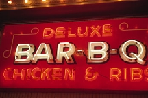 LocalEats People's Bar-B-Que in Miami restaurant pic